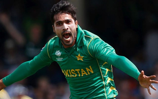 Pakistan pacer Mohammad Amir takes retirement