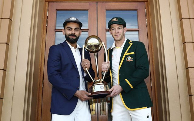 Australia vs India 1st Test Match 2020-21