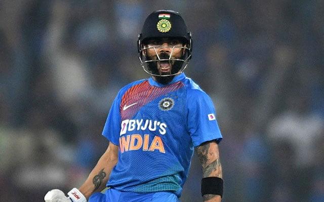 Virat Kohli 94 against West Indies