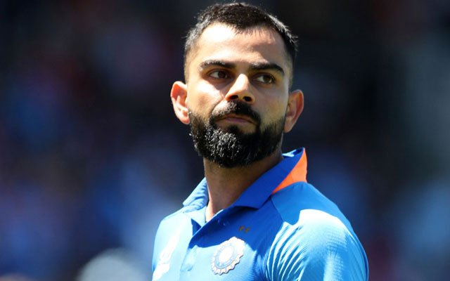 Virat Kohli received legal notice