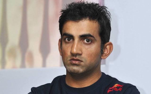 Gautam Gambhir on India-England series