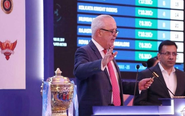 BCCI IPL Auction 2021
