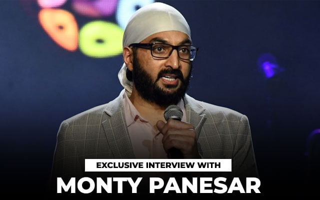 Exclusive Interview with Monty Panesar