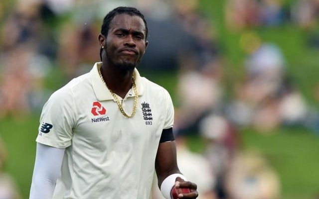 Jofra Archer ruled out