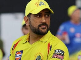 MS Dhoni Chennai Super Kings (CSK)