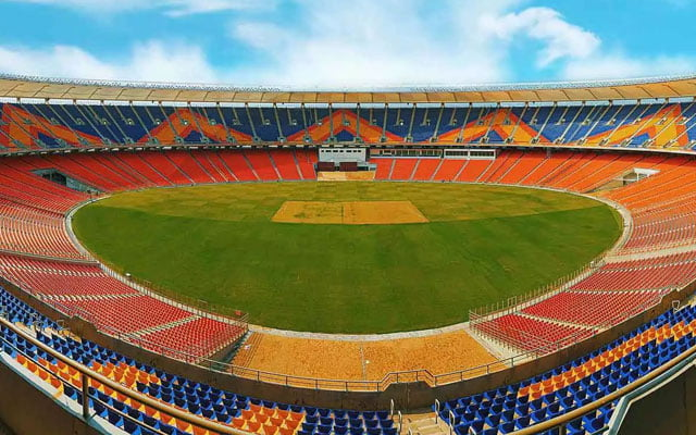 Motera Stadium to allow fans