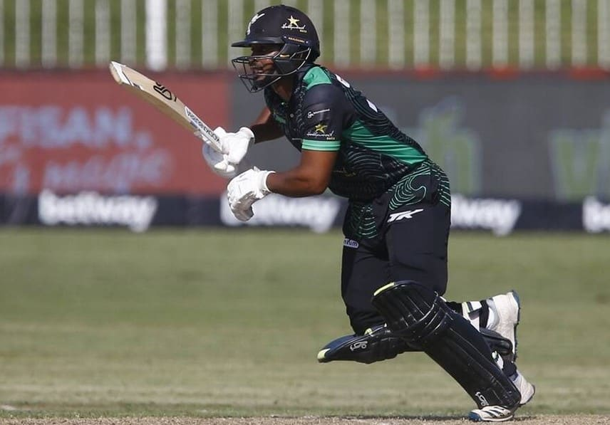 CSA T20 Challenge: Khaya Zondo bats with a weaker left-hand after bowler Siyabonga Mahima switches from spin to medium