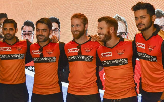 Sunrisers Hyderabad (SRH)