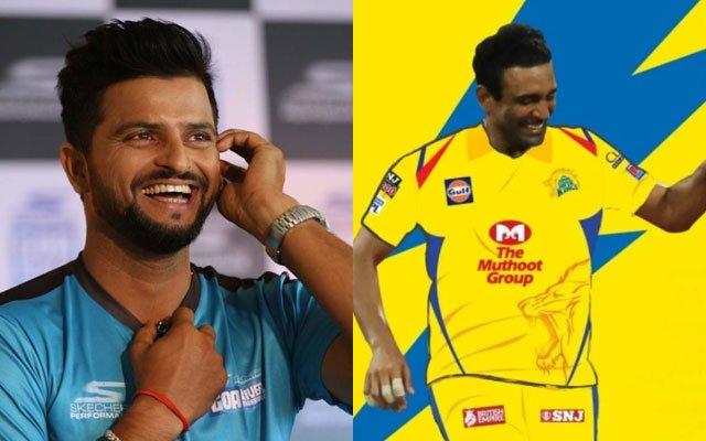 Suresh Raina trolls Robin Uthappa
