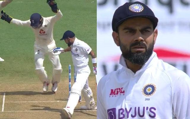Virat Kohli bowled by Moeen Ali