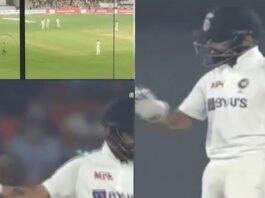 Fan breaches security to hug Virat Kohli