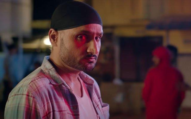 Harbhajan Singh in Friendship movie