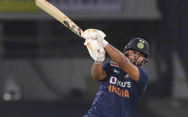 Indian wicket-keeper Rishabh Pant