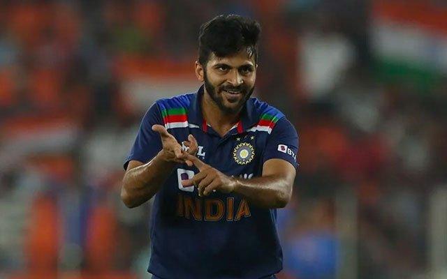 Indian pacer Shardul Thakur