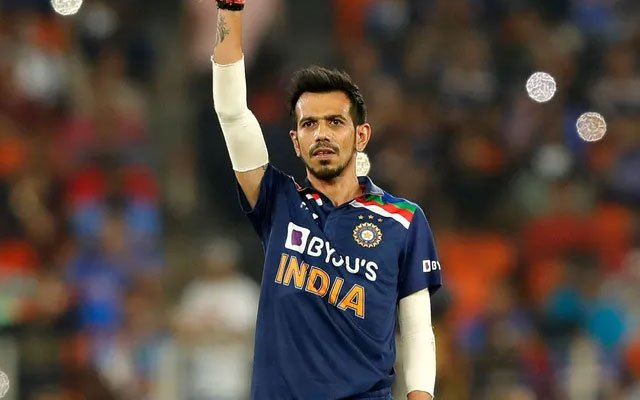 Indian spinner Yuzvendra Chahal