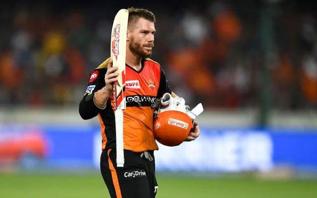 David Warner IPL