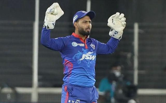 Rishabh Pant DC