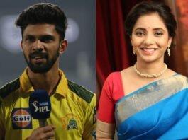 Ruturaj Gaikwad and Sayali Sanjeev relationship rumour