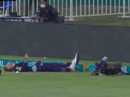 Faf du Plessis PSL 2021 injury