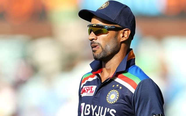 Shikhar Dhawan to captain India