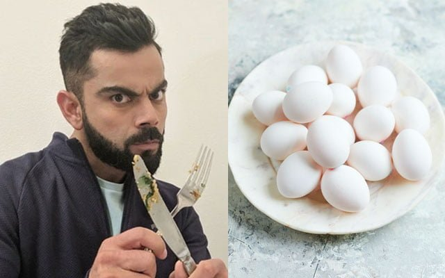 Virat Kohli vegan controversy