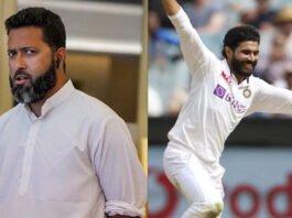 Wasim Jaffer includes Ravindra Jadeja in his WTC final team