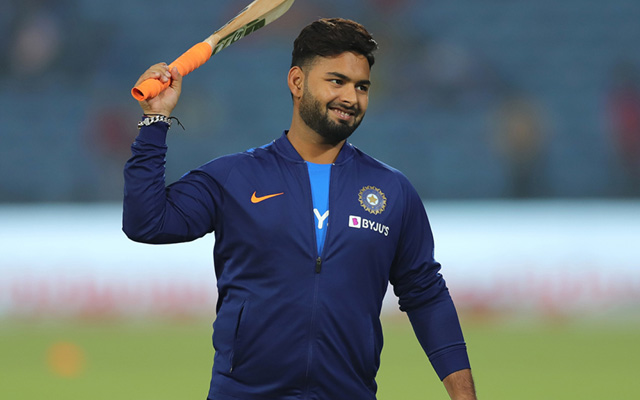 One of the best wicket-keepers in the world Rishabh Pant