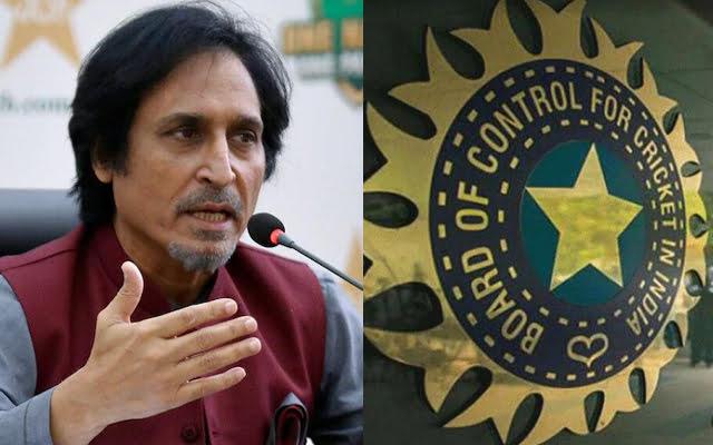 Ramiz Raja and BCCI