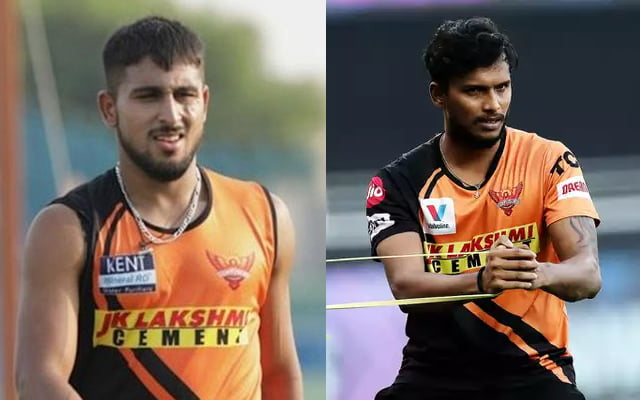 Umran Malik named replacement ofT Natarajan